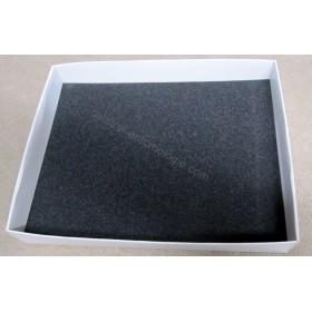Casier carton 3950-04-noir