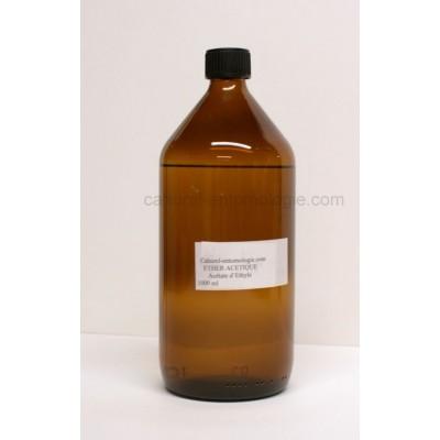 Flacon 1 litre acetate d'éthyle