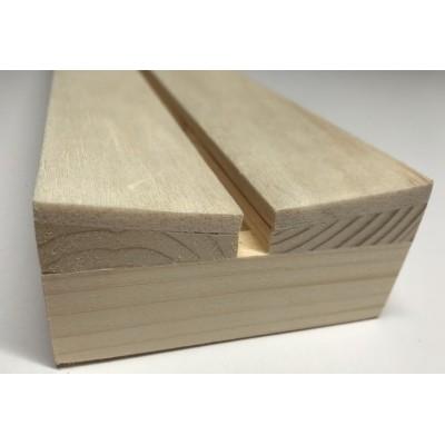 setting board balsa 9/40