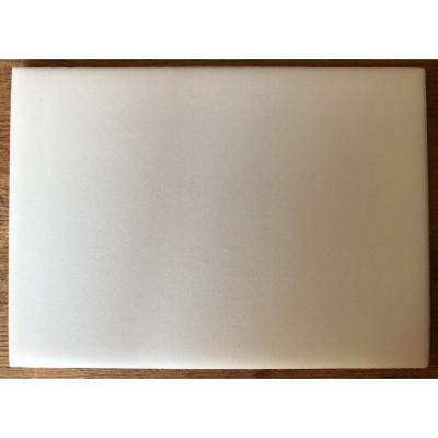 Plaque émalène blanc 17  x 23,6  x 1 cm