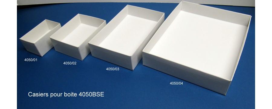 Casiers carton